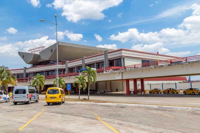 Havana Airport Hav