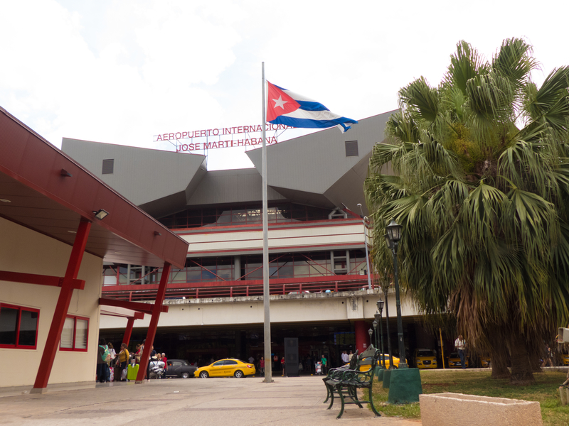 Jose Marti International Airport (HAV) serves Havana in Cuba.